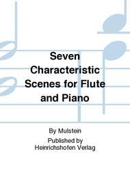 Seven Characteristic Scenes for Flute and Piano