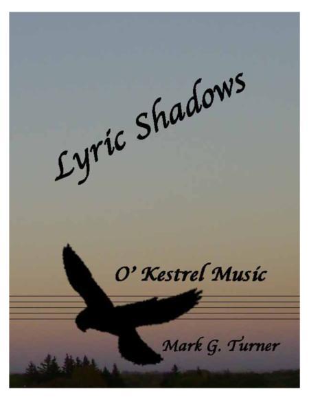 Lyric Shadows - String Quartet