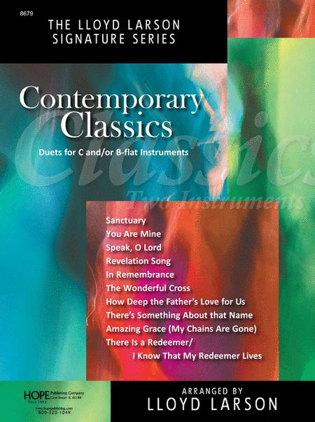 Contemporary Classics for C and B-Flat Instr.