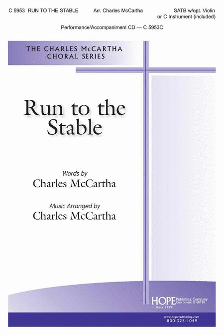 Run To The Stable