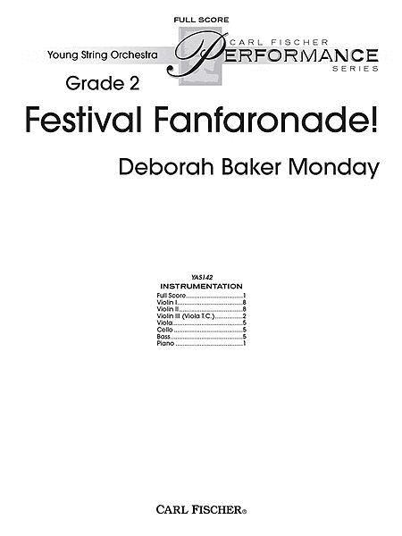 Festival Fanfaronade