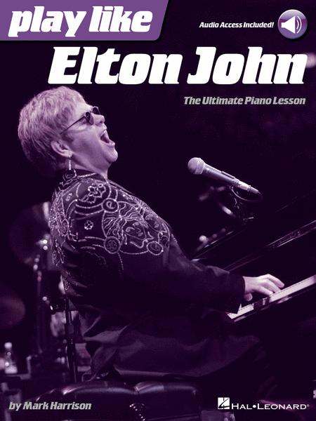 Play like Elton John