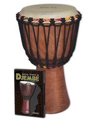 Djembe Instrument Starter Kit