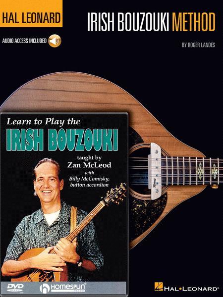 Irish Bouzouki Instructional Pack
