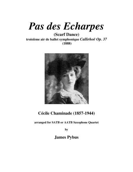 Scarf Dance Op 37 (Pas des Echarpes, troisième air de ballet symphonique Callirhoë Op. 37)