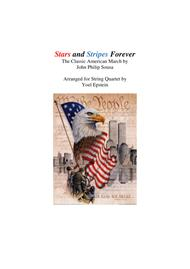 Stars and Stripes Forever for String Quartet