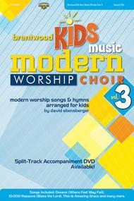 Brentwood Kids Modern Worship Choir Volume 3  (CD Preview Pak)