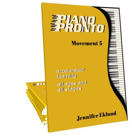 Piano Pronto: Movement 5