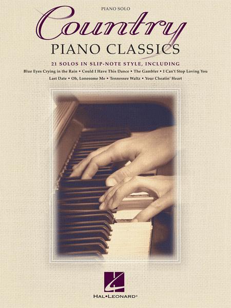 Country Piano Classics