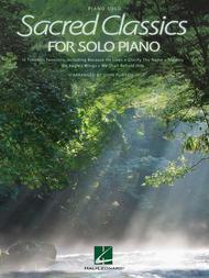 Sacred Classics for Solo Piano