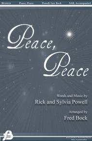 Peace, Peace