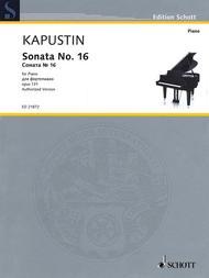 Sonata No. 16 op. 131