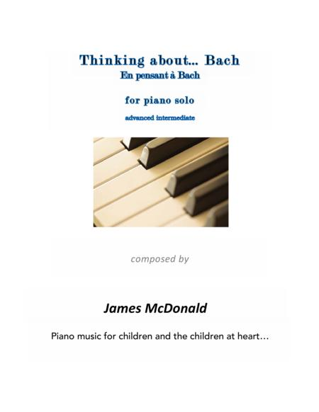 Thinking about...Bach