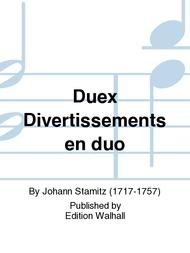 Duex Divertissements en duo