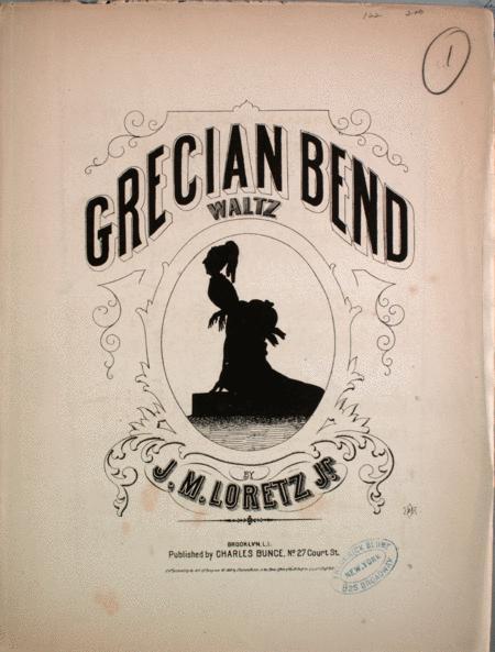 Grecian bend walt