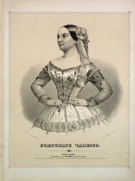 Fourtunate Tadesco. Tadesco's Spanish Song. La Colasa