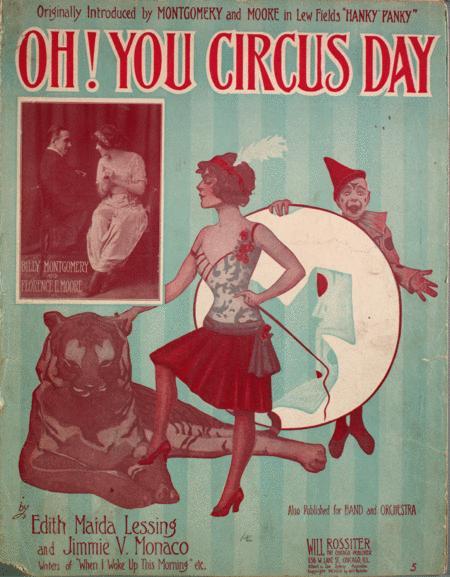 Oh! You circus da