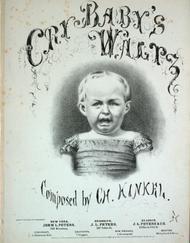 Cry Baby's Waltz