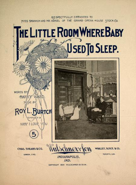 The Little Room Where Baby Used To Sleep
