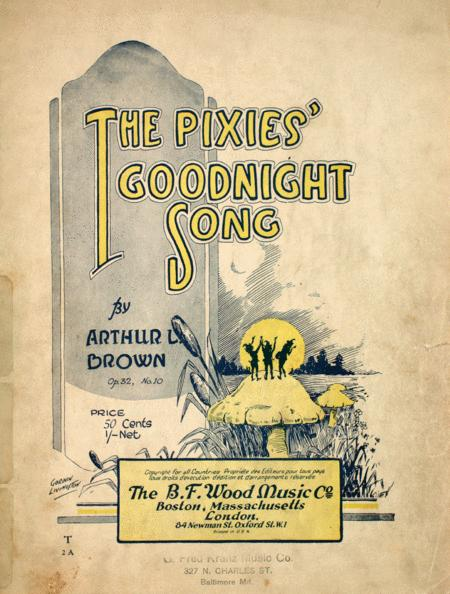 The Pixies' Goodnight Song
