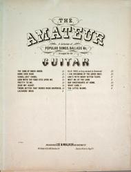 Ten Little Injuns. Comic Song and Chorus