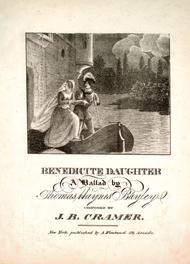 Benedicite Daughter
