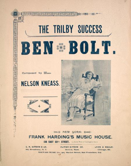 Ben Bolt. The Trilby Success