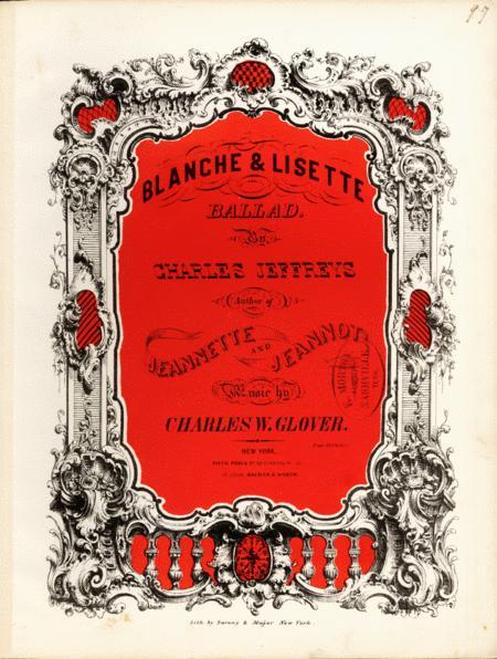 Blanche & Lisette. Ballad