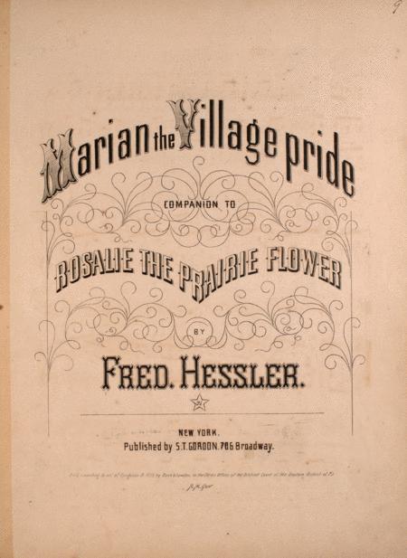 Marian the Village Pride
