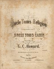 Uncle Tom's Religion