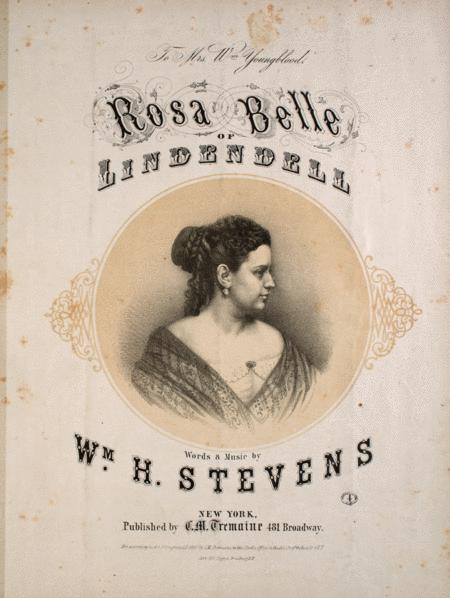 Rosa Belle of Lindendell