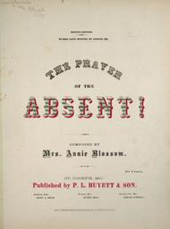 The Prayer of the Absent