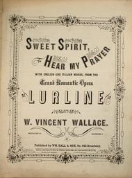 Sweet Spirit, Hear My Prayer