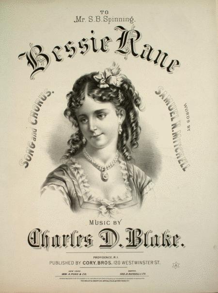 Bessie Rane. Song and Chorus