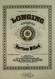 Longing. Cavatina. (Anelando!)
