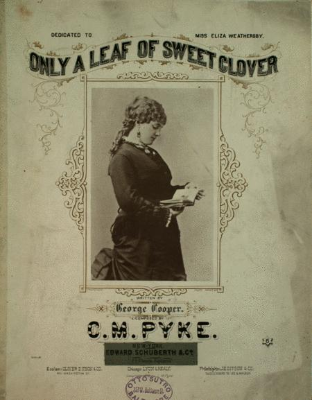 Only a Leaf of Sweet Clover