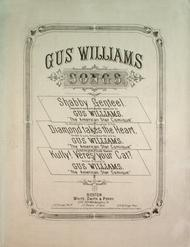 Gus Williams Songs. Shabby Genteel