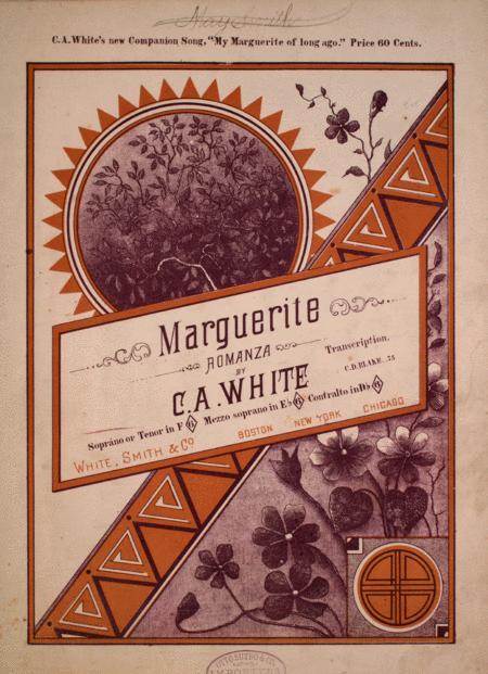Marguerite. Romanza