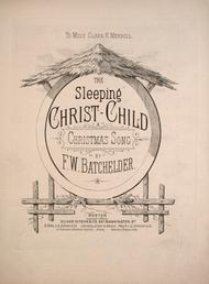 The Sleeping Christ Child. Christmas Song