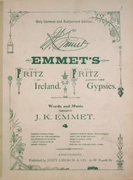 Emmett's Fritz in Ireland, and Fritz Among the Gypsies