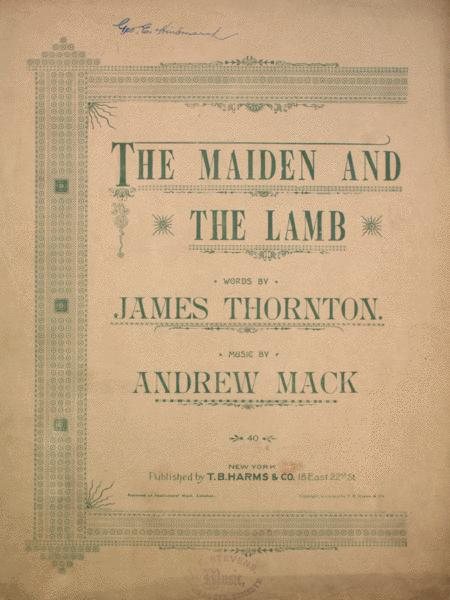 The Maiden and the Lamb