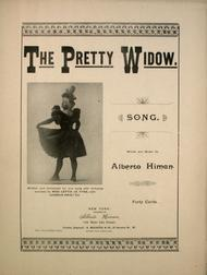 The Pretty Widow. Song