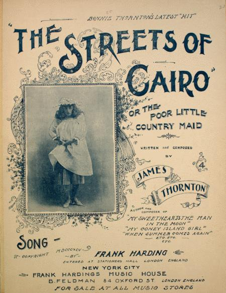 The Streets of Cairo, or, The Poor Little Country Maid