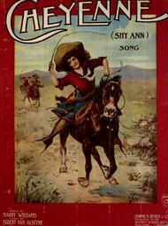 Cheyenne (Shy Ann). Song