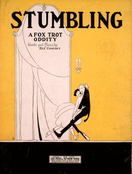 Stumbling. A Fox Trot Oddity