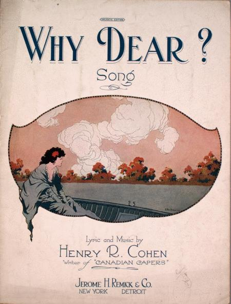 Why Dear? Song