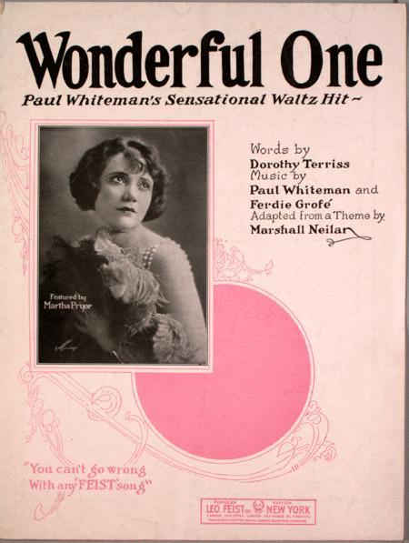 Wonderful One. Waltz Song