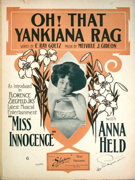 Oh! That Yankiana Rag