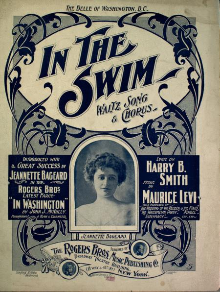 In the Swim. Waltz Song & Chorus