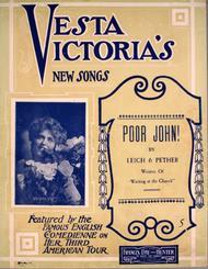 Poor John! Vesta Victoria's New Songs